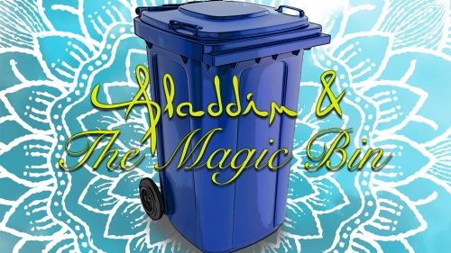 ALADDIN AND THE MAGIC BIN