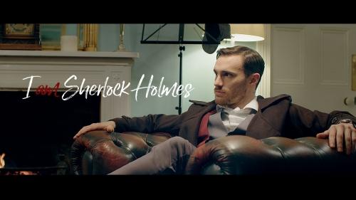 I AM SHERLOCK HOLMES